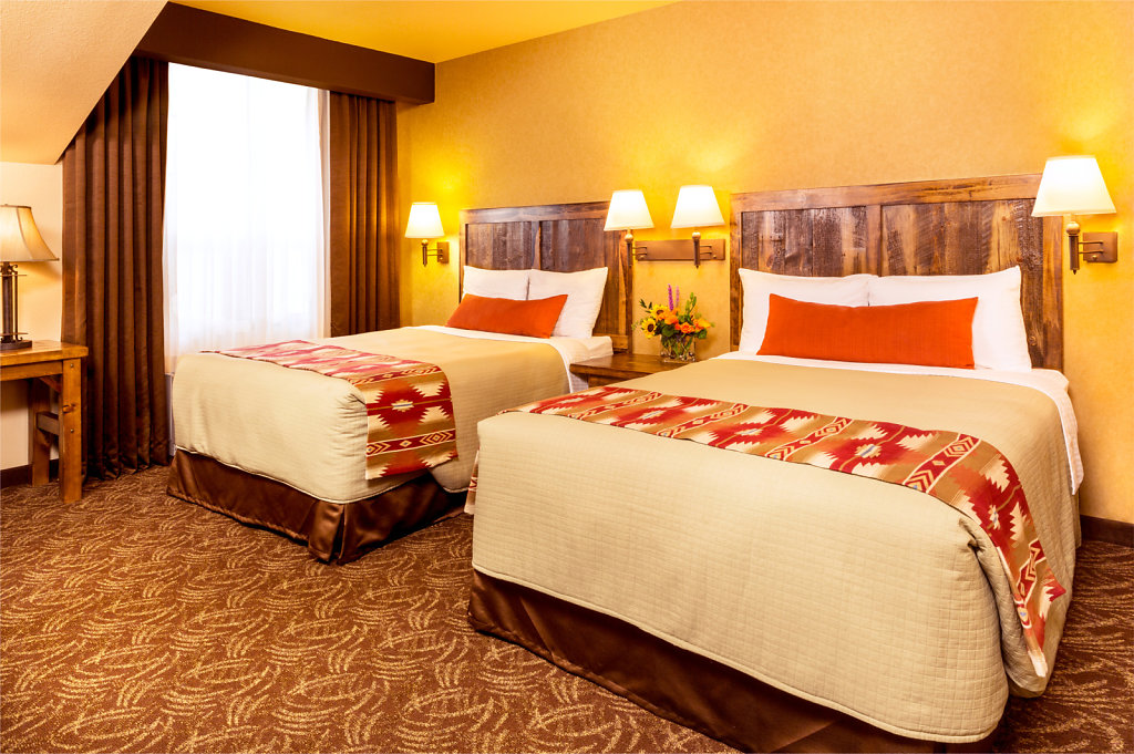 Bedroom Design Wide Angle Architecture Shot Home Bed and Breakfast Hotel
