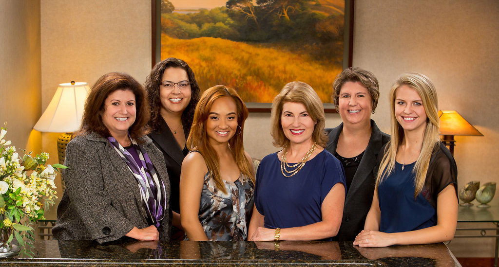 Sacramento Women Lawyers portrait photo