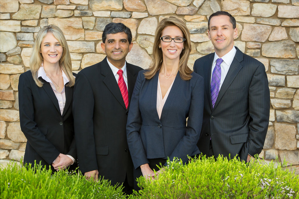 Sacramento bank executives portrait by rudy meyers