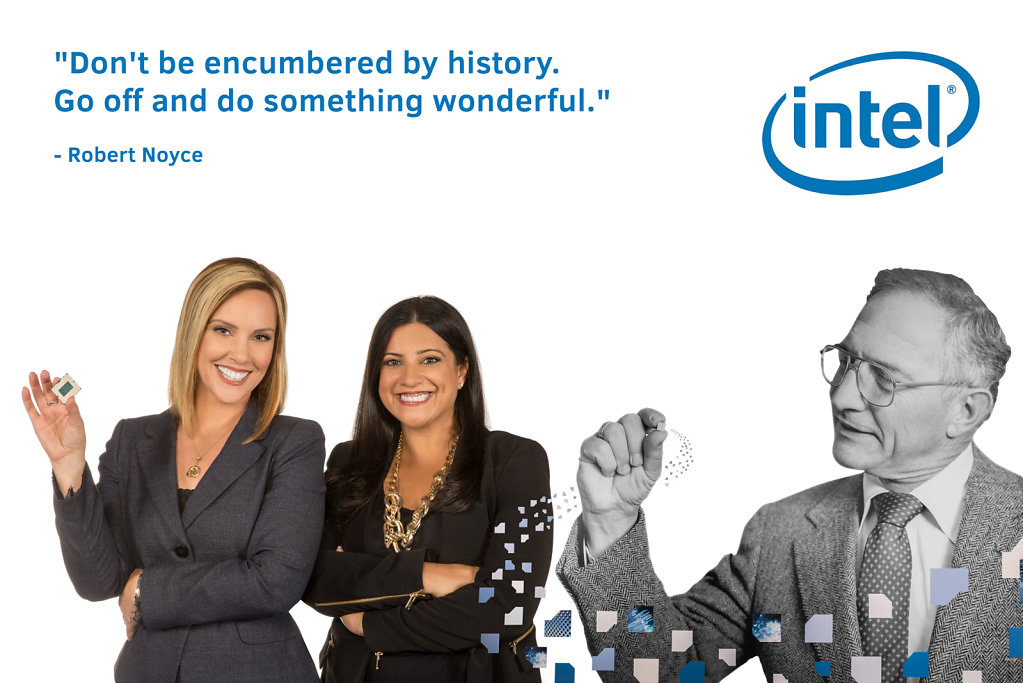 Commercial photography for intel by Rudy Meyers Portrait Photography