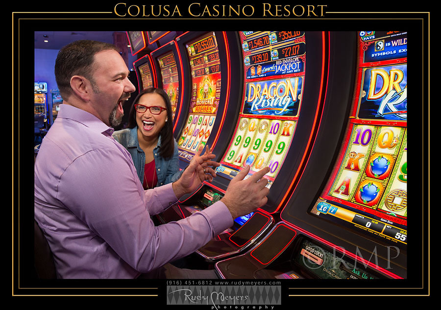 Colusa Casino, final product