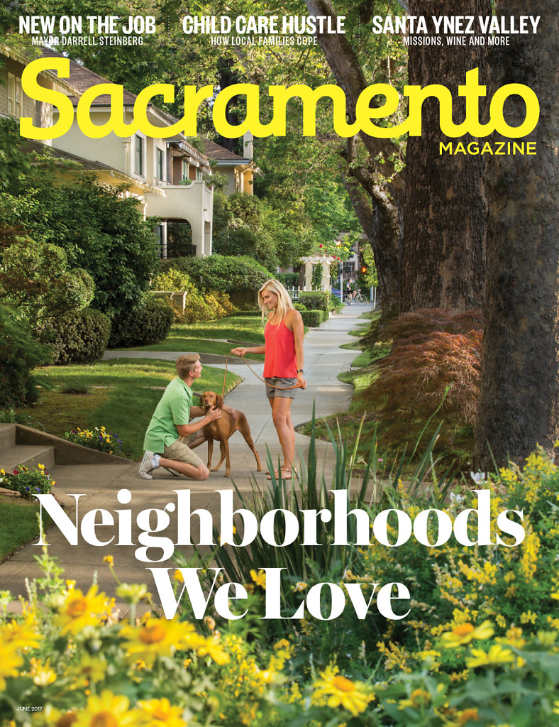Neighborhoods for SacMag