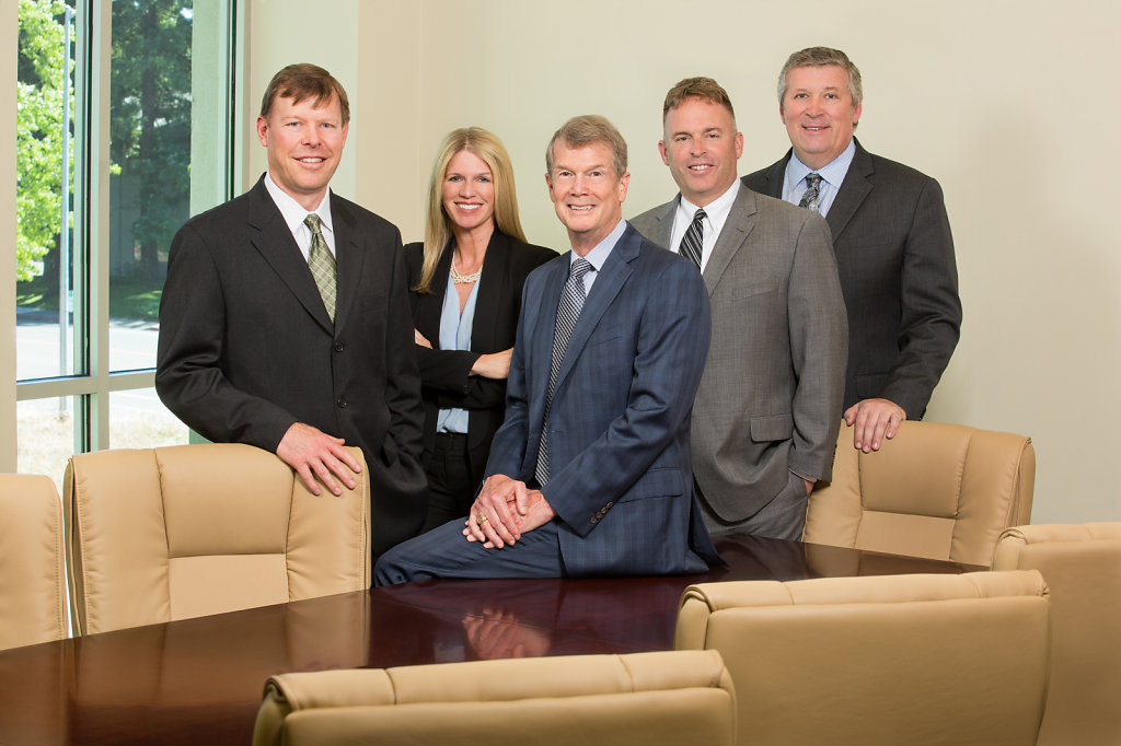 Sacramento law firm group photo