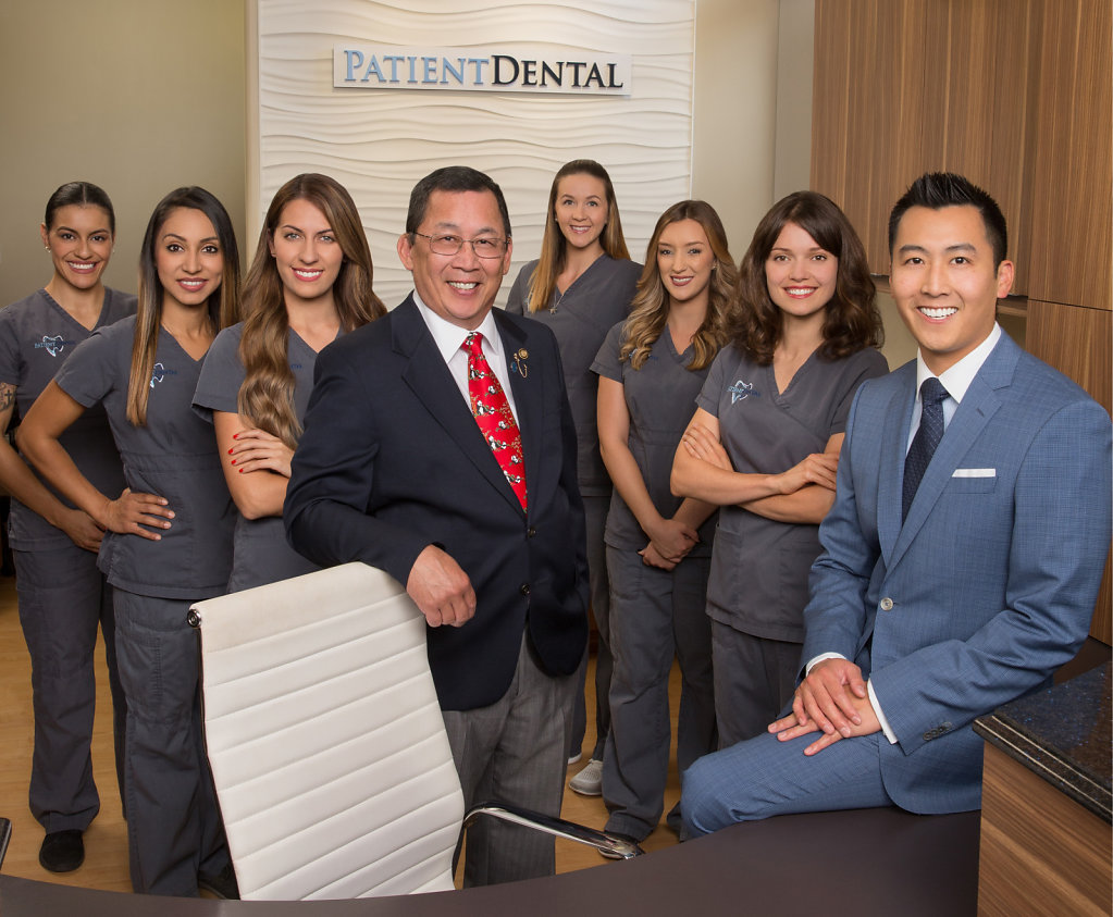 Sacramento dental group portrait