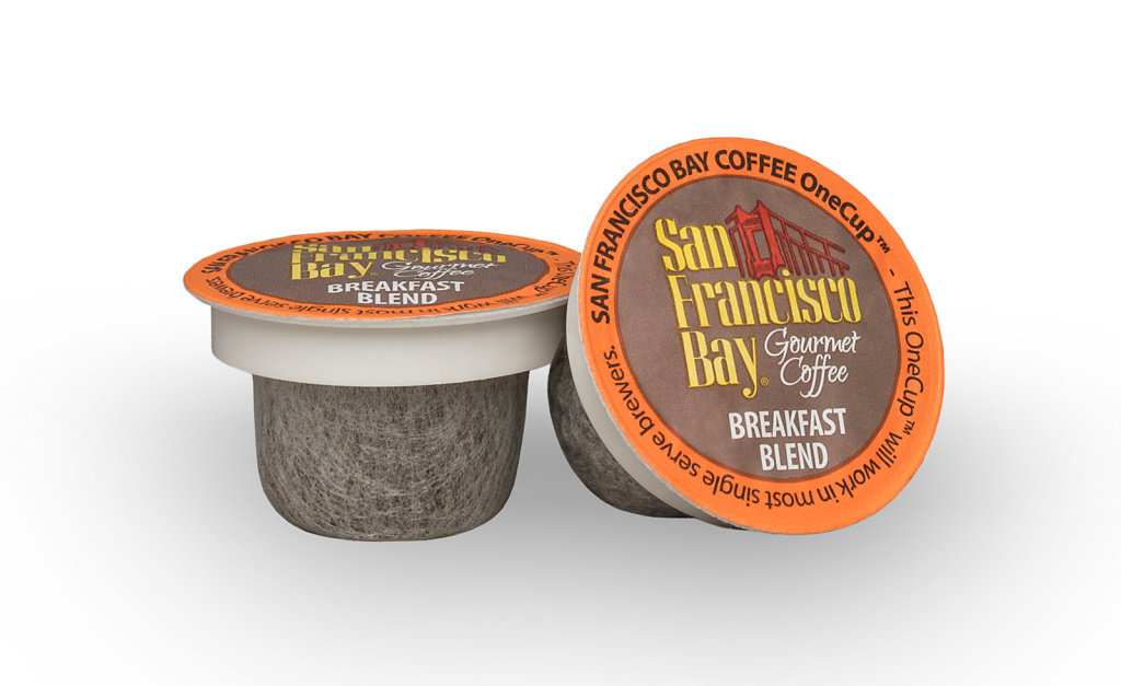 San Francisco Bay coffee pods